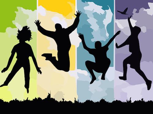 Los hábitos de la gente feliz